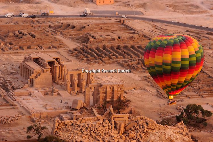 Zahi Hawass Secret Egypt Travel Guide; Egypt; archaeology; Ramesseum, Mortuary Temple, Ramses II, Luxor, West Bank, New Kingdom