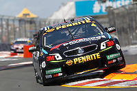 2016 Castrol EDGE Gold Coast 600. Rounds 3 and 4 of the Pirtek Enduro Cup. #4. Shae Davies (AUS) Chris Van der Drift (AUS). Erebus Motorsport Penrite Racing. Holden Commodore VF.