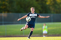 Sky Blue FC defender Christie Rampone (3). Sky Blue FC defeated the Washington Spirit 1-0 during a National Women's Soccer League (NWSL) match at Yurcak Field in Piscataway, NJ, on July 6, 2013.
