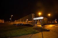 Salah Abdeslam behind bars in Bruges - Belgium
