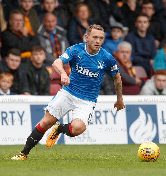 Lee Hodson, Rangers