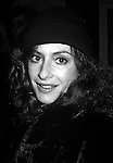 Patti Lupone in New York City in 1981.
