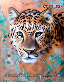 Sandi, REALISTIC ANIMALS, REALISTISCHE TIERE, ANIMALES REALISTICOS, paintings+++++copperstealthleopard,USSN32,#a#, EVERYDAY ,puzzles