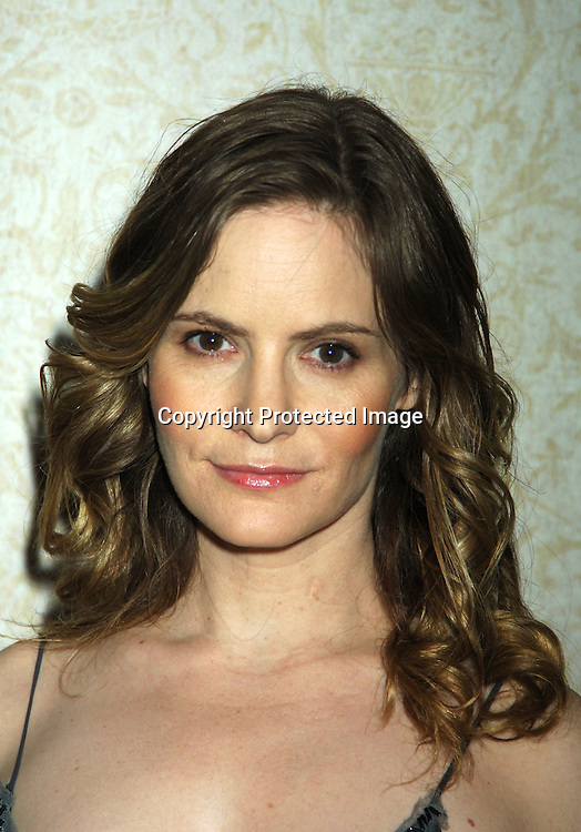Jennifer Jason Leigh ..at the 58th Annual Writer's Guild Awards Ceremony ..on February 4, 2006 at the Starlight Roof at The Waldorf ..Astoria Hotel. ..Photo by Robin Platzer, Twin Images