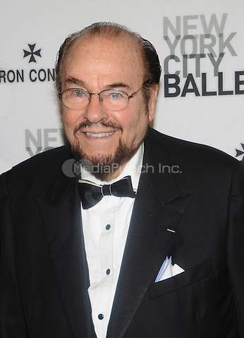 New York, NY- May 8:  James Lipton attend the 2014 New York City Ballet Spring Gala at the David H. Koch Theater at Lincoln Center on May 8, 2014 in New York City.  Credit: John Palmer/MediaPunch