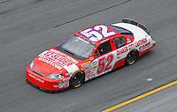 Jul. 3, 2008; Daytona Beach, FL, USA; Nascar Nationwide Series driver Donnie Neuenberger during practice for the Winn-Dixie 250 at Daytona International Speedway. Mandatory Credit: Mark J. Rebilas-