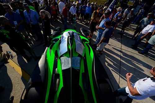 16-19 March, 2016, Sebring, Florida USA<br /> 2, Honda HPD, Ligier JS P2, P, Scott Sharp, Ed Brown, Joannes van Overbeek, Luis Felipe Derani<br /> ©2016, Richard Dole<br /> LAT Photo USA