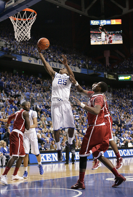 UK guard Marquis Teague puts up a fingerroll during the second half of UK's game against Alabama at Rupp Arena in Lexington, Ky. Jan. 21, 2012. Photo by Brandon Goodwin | Staff