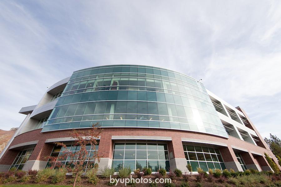 1110-59 017.CR2<br /> <br /> 1110-59 GCS Broadcast Building<br /> <br /> October 24, 2011<br /> <br /> Photo by Jaren Wilkey/BYU<br /> <br /> © BYU PHOTO 2011<br /> All Rights Reserved<br /> photo@byu.edu  (801)422-7322