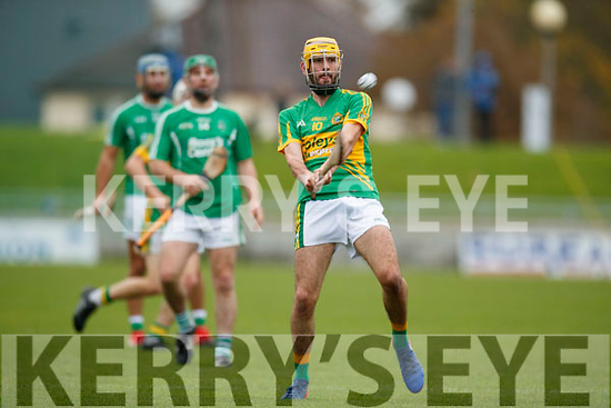 Ballyduff in action against Tom Foley Lixnaw in the Senior County Hurling Final in Austin Stack Park on Sunday