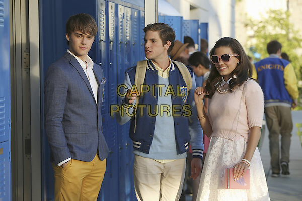 Descendants (2015) (TV Movie) <br /> Mitchell Hope, Jedidiah Goodacre, Sarah Jeffery<br /> *Filmstill - Editorial Use Only*<br /> CAP/FB<br /> Image supplied by Capital Pictures