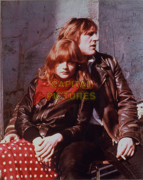 Loulou (1980) <br /> Isabelle Huppert, Gerard Depardieu<br /> *Filmstill - Editorial Use Only*<br /> CAP/KFS<br /> Image supplied by Capital Pictures