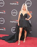 10 July 2019 - Los Angeles, California - Lana, CJ Perry. The 2019 ESPY Awards held at Microsoft Theater. Photo Credit: PMA/AdMedia
