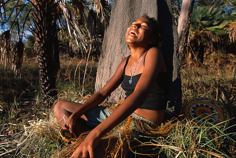 Latoya Hudson 2, Aurukun, Cape York Peninsula.
