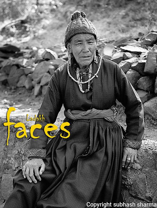 Ladakh Portriats