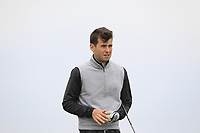 Jack Walsh (Castle) on the 2nd tee during Round 1 of The East of Ireland Amateur Open Championship in Co. Louth Golf Club, Baltray on Saturday 1st June 2019.<br /> <br /> Picture:  Thos Caffrey / www.golffile.ie<br /> <br /> All photos usage must carry mandatory copyright credit (© Golffile | Thos Caffrey)