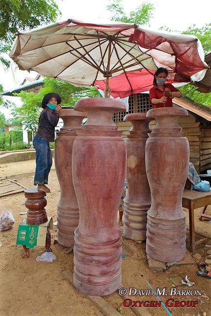 Making Large  Columns