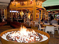 C- Fuego Restaurant, Firepit & Hookah Bar at Maya Hotel, Long Beach CA 5 12