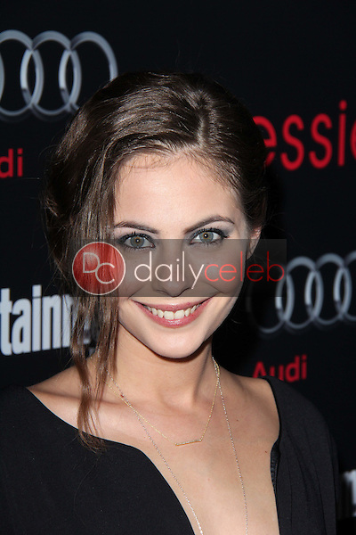 Willa Holland<br />