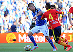Millonarios venció 2-0 a Uniatónoma por la fecha 13 del rentado colombiano, en duelo jugado en el Nemesio Camacho El Campín de Bogotá