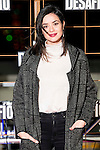 """Dafne Fernandez attends to the premiere of the movie """"El Desafio"""" at Picasso Tower Roof in Madrid, December 10, 2015<br /> (ALTERPHOTOS/BorjaB.Hojas)"""
