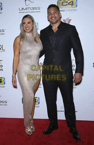 03 July 2019 - Las Vegas, NV - Eryk Anders. 11th Annual Fighters Only World MMA Awards Arrivals at Palms Casino Resort. <br /> CAP/ADM/MJT<br /> © MJT/ADM/Capital Pictures