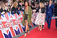 Alesha Dixon, Amanda Holden, Ant McPartlin and David Walliams<br /> arrives for the Britain's Got Talent 2018 auditions, Palladium Theatre, London<br /> <br /> <br /> ©Ash Knotek  D3373  28/01/2018