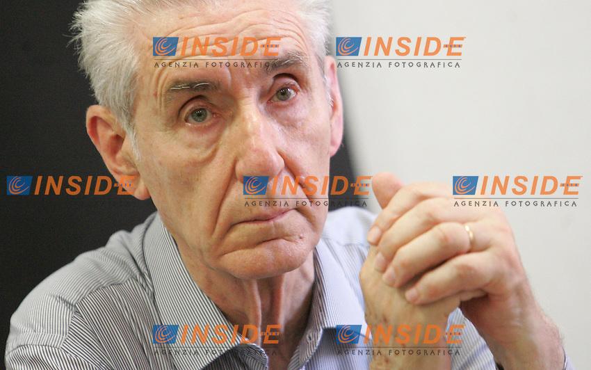 STEFANO RODOTA'<br /> Roma 09/07/2010 Dibattito dal titolo &quot;La crisi e il nuovo intervento pubblico&quot; nell'ambito della presentazione del libro: &quot;Pubblico, privato, comune. Lezioni dalla crisi globale&quot;. <br /> Photo Samantha Zucchi Insidefoto