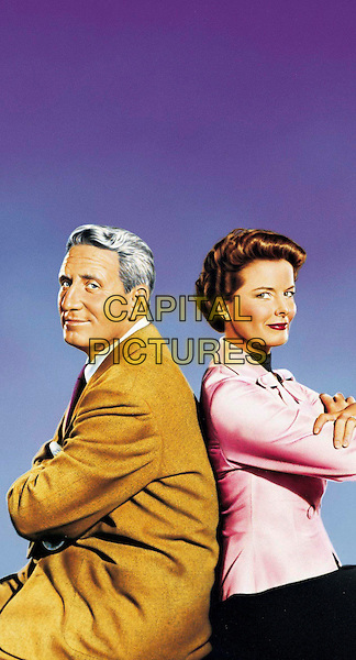 SPENCER TRACY & KATHARINE HEPBURN.in Pat & Mike.Ref: FB.*Editorial use only*.www.capitalpictures.com.sales@capitalpictures.com.Supplied by Capital Pictures...