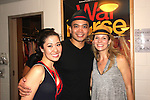 Jose Llana, Ruthie Ann Miles, Kelli O'Hara in The King & I, Actors Fund Benefit Performance 9/20/15