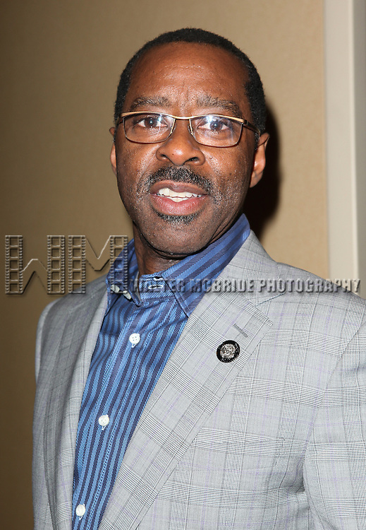 Courtney B. Vance attending the 2013 Tony Awards Meet The Nominees Junket  at the Millennium Broadway Hotel in New York on 5/1/2013...