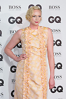Gwendoline Christie  arrives for the GQ Men Of The Year Awards 2016 at the Tate Modern, London