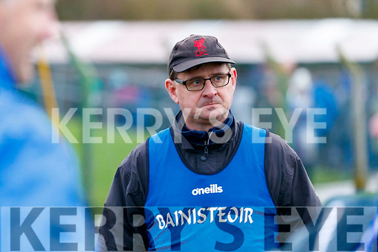 Templenoe manager John Rice after the AIB All Ireland Club Intermediate Semi Final between Templnoe and Oughterard at Kilmallock on Saturday.