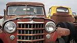 Shooting the West XXVI, Winnemucca, Nev.<br /> <br /> Cars, trucks, tractors, junk, rust, grills at the Walt Curtis Ranch, Winnemucca