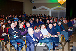 Tim Murphy Chairman addressees the crowd at the Kerry GAA County Board Convention in the INEC on Monday night