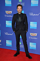 Sebastian Stan at the 2018 Palm Springs Film Festival Awards at Palm Springs Convention Center, USA 02 Jan. 2018<br /> Picture: Paul Smith/Featureflash/SilverHub 0208 004 5359 sales@silverhubmedia.com
