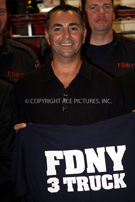WWW.ACEPIXS.COM . . . . .  ....September 9 2011, New York City....New York Mets baseball player John Franco met Fire Fighters in the East Village on September 9 2011 in New York City....Please byline: NANCY RIVERA- ACEPIXS.COM.... *** ***..Ace Pictures, Inc:  ..Tel: 646 769 0430..e-mail: info@acepixs.com..web: http://www.acepixs.com