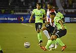 Junior venció como local 1-0 a Deportivo Cali. Fecha 14 Liga Águila II-2017.