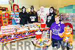 Tesco Halloween fundraiser for Tempel Street Hospital on Saturday Pictured front Mary Kate O'Shea, Marie Enright, Back l-r Jolita Milaseviciute, Janet Casey, Sharon Reidy, Niobe O'Brien, Monica O'Connell
