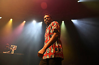 DEC 03 Denzel Curry performing at The Roundhouse, Camden in London.