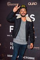 KEV ADAMS - PREMIERE DU FILM 'SENS DE LA FETE' AU GRAND REX A PARIS, 26 SEPTEMBRE 2017
