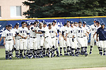 2017 BYU Baseball vs Connecticut