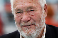 Pictured: Robin Knox-Johnston. Friday 31 May 2019<br /> Re: Hay Festival, Hay on Wye, Wales, UK.