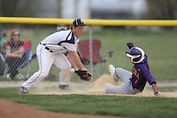 Boys Baseball against Serena 4/16/16