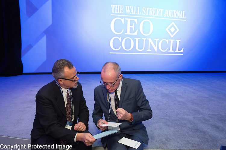 Wall Street Journal CEO Conference on Monday November 16th, 2015.