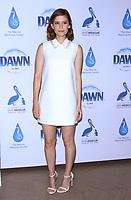JUL 19 Kate Mara at Dawn 40th Anniversary of Wildlife Rescue Initiatives