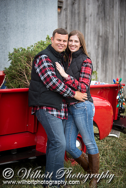 Jordan & Ashley Tipton Engagement Pictures 2017