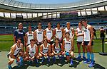 Argentina Team photo, HSBC World Rugby Sevens Series 2017/2018, Cape Town 7s 2017- Photo Martin Seras Lima