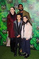 LONDON, ENGLAND - JANUARY 10: Guests attending 'Cirque du Soleil - OVO' at the Royal Albert Hall on January 10, 2018 in London, England.<br /> CAP/MAR<br /> &copy;MAR/Capital Pictures