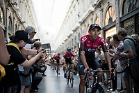 Egan Bernal Gomez (COL/Ineos)<br /> <br /> Official 106th Tour de France 2019 Teams Presentation at the Central Square (Grote Markt) in Brussels (Belgium)<br /> <br /> ©kramon